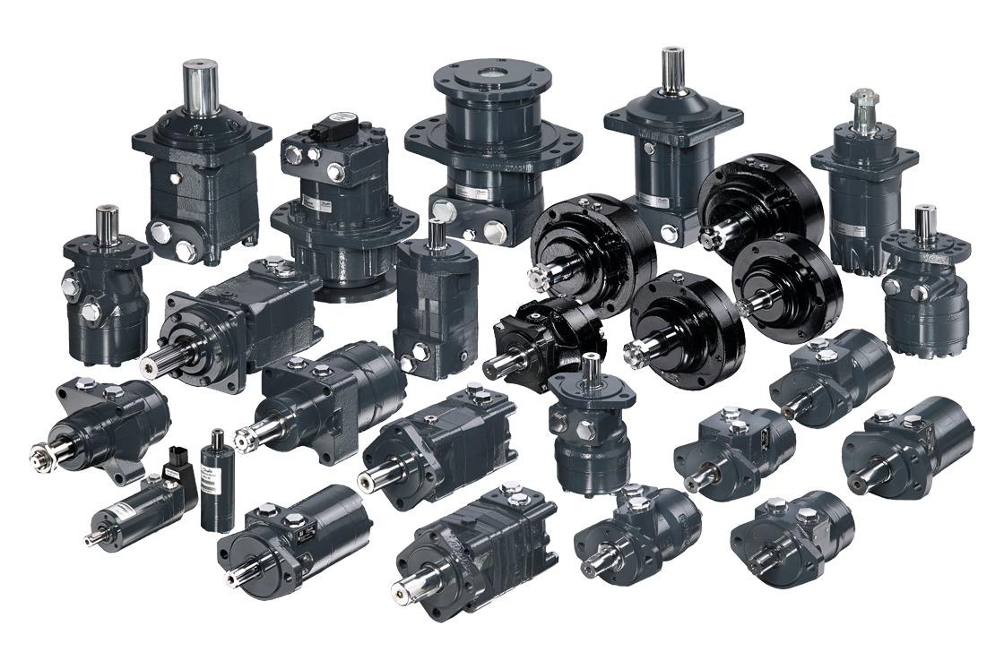 Какой гидромотор купить и установить в приводе спецтехники?