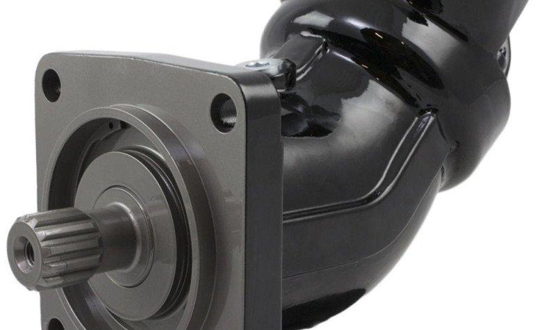 Обновление серии гидромоторов F12